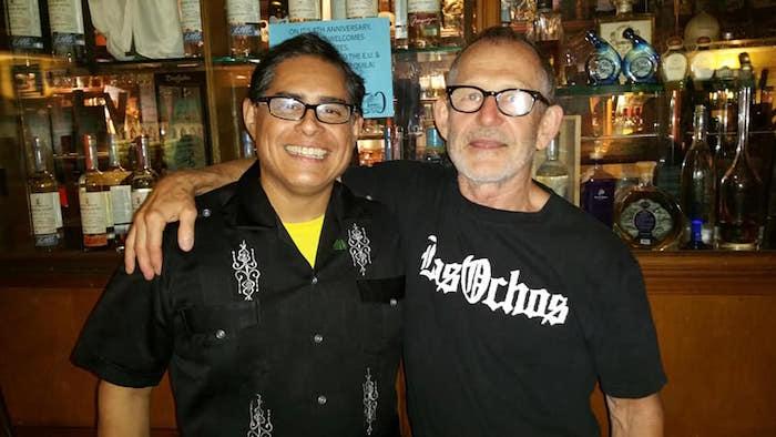 Julio Bermejo & Tomas Estes